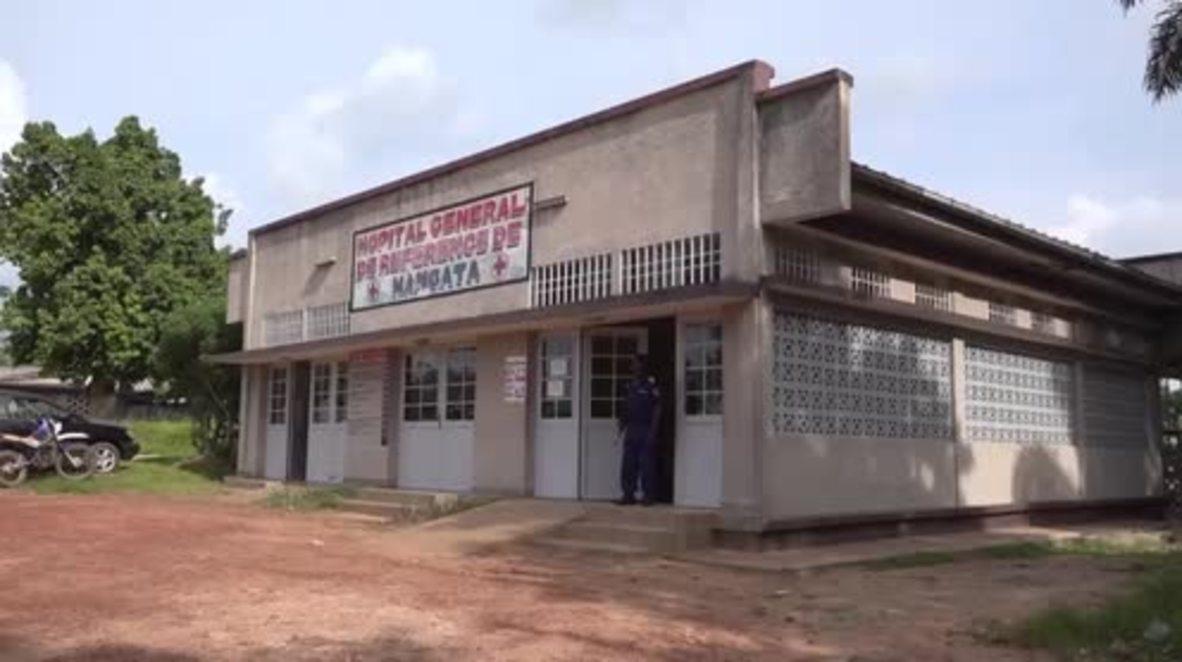 República Democrática del Congo / Suiza: Una nueva epidemia de ébola amenaza la región de la RDC