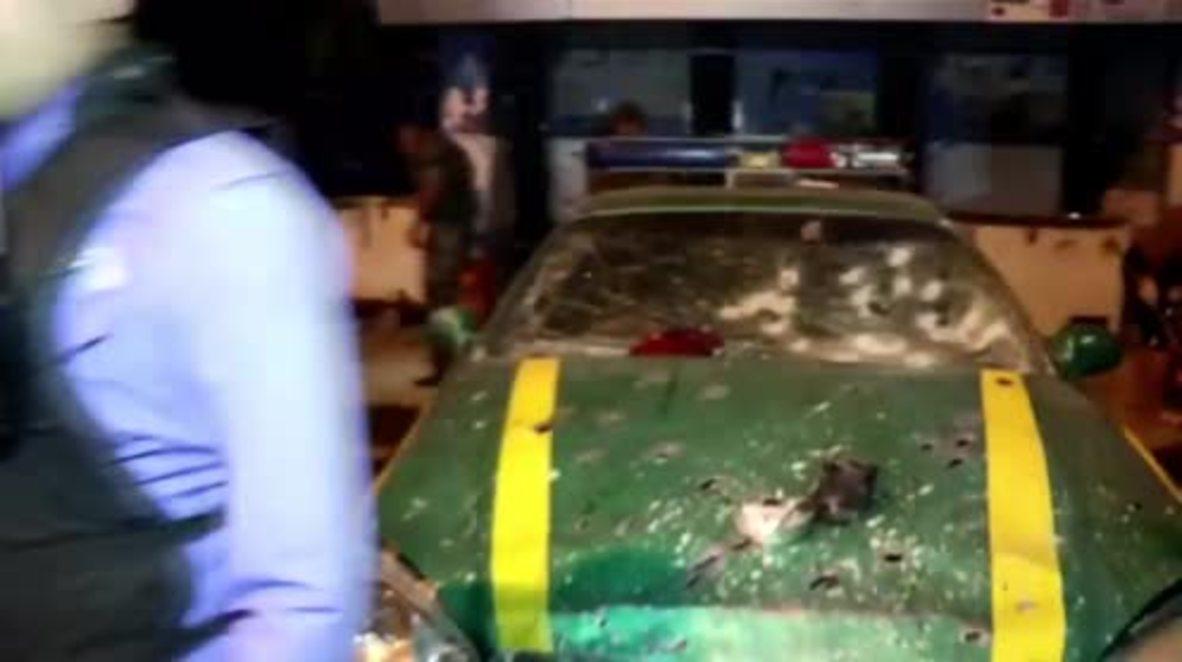 Iraq: Baghdad suicide blast leaves seven dead *GRAPHIC*