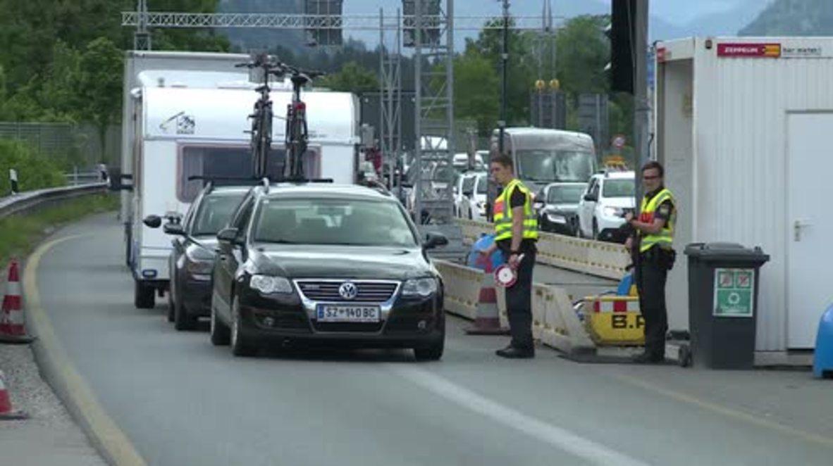 Germany: CSU politicians support security checks on Austro-German border
