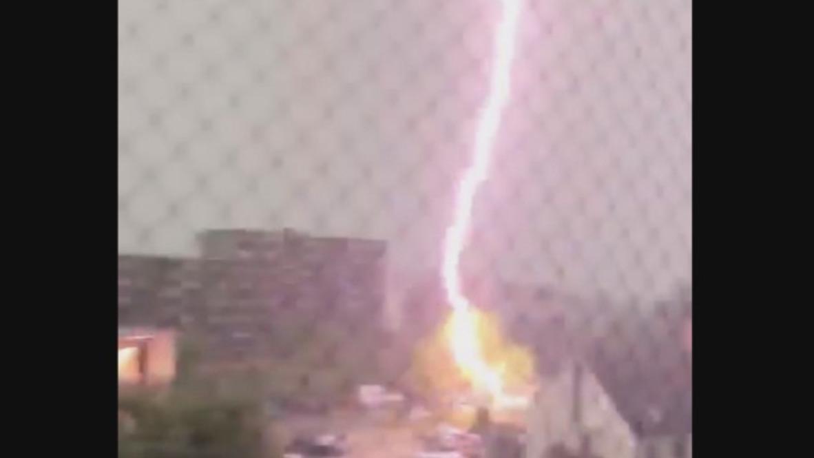 Germany: Biblical storms wreak havoc throughout the Rhineland