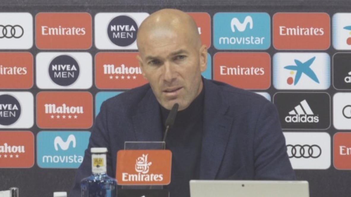 España: Zidane anuncia su dimisión como entrenador del Real Madrid tras ganar la Liga de Campeones