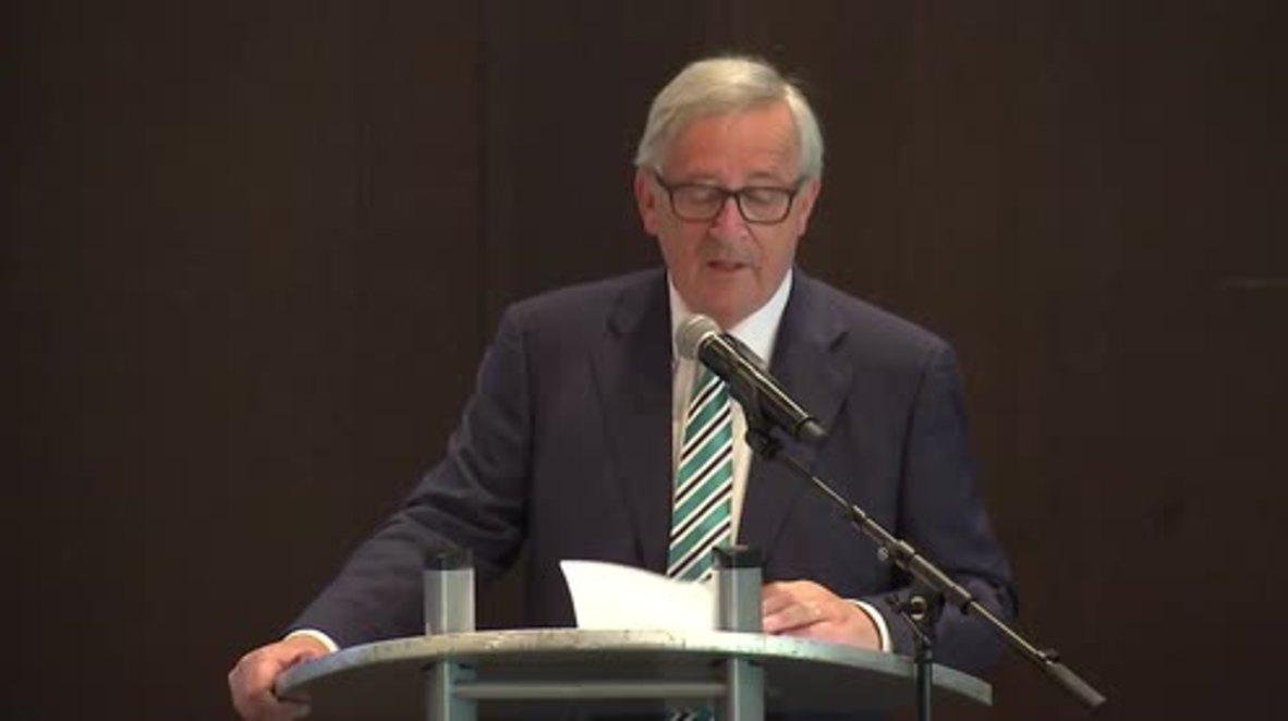 """Bélgica: """"Es un mal día para el comercio mundial"""", la Unión Europea anuncia medidas de represalia contra EE. UU."""