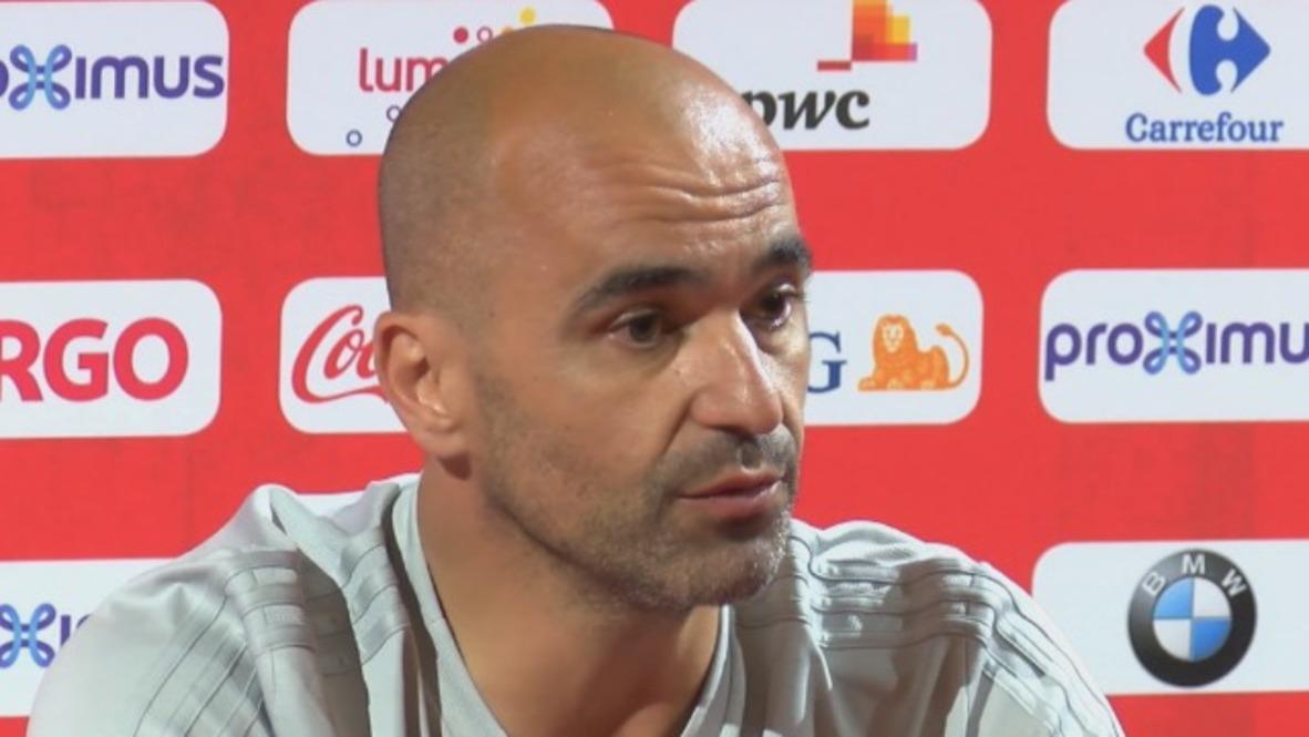 Belgium: Martinez denies WC squad leak ahead of Portugal test