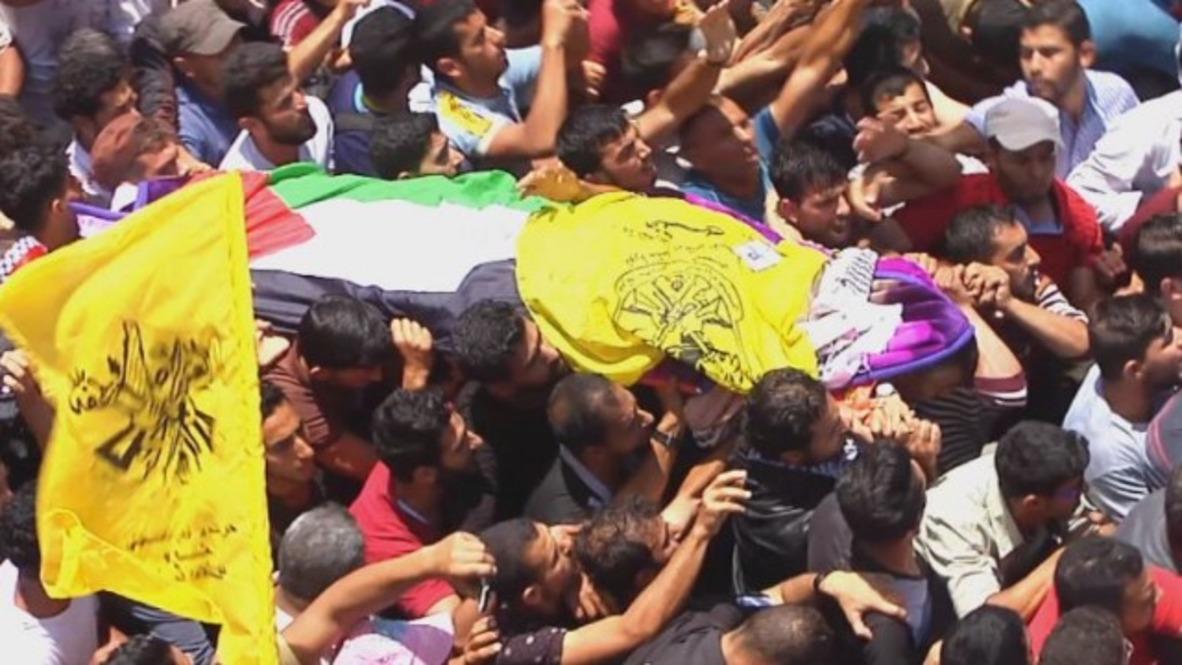 Estado de Palestina: Médico palestina asesinada por ataques israelíes