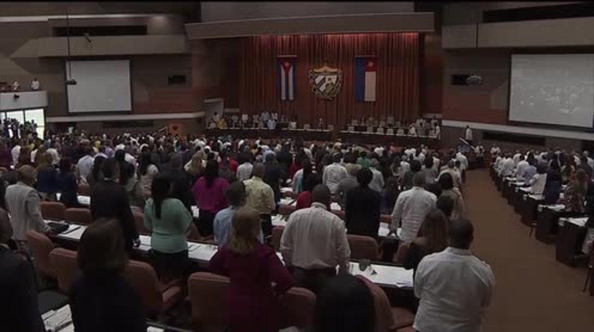 Cuba: Castro encabezará comisión para actualizar constitución cubana