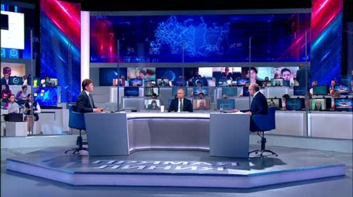 Russia: Vyshinsky-Sentsov prisoner swap not in question yet - Putin