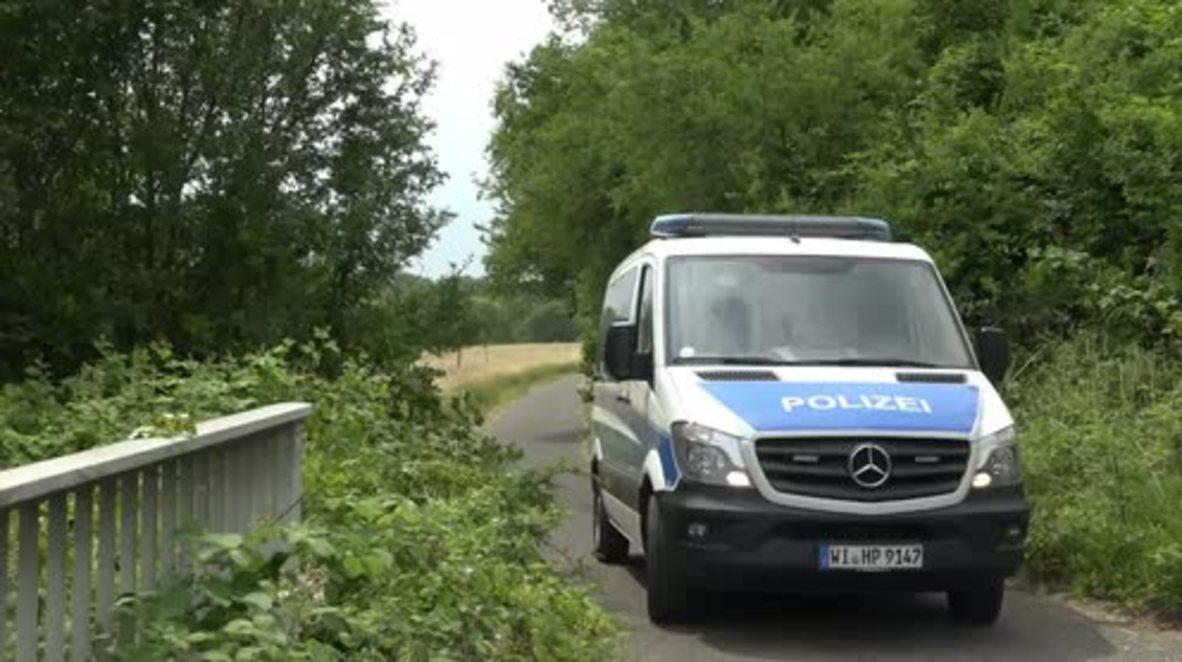 Germany: Police search for Iraqi asylum seeker suspected of murdering 14-yo girl
