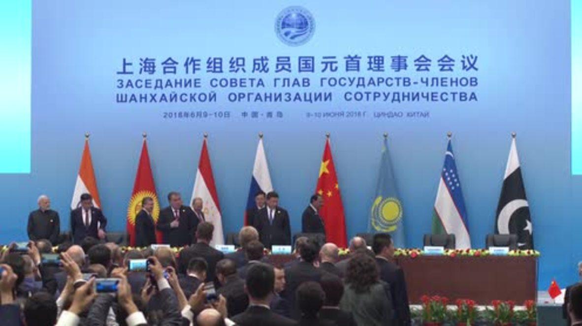 China: Xi Jinping denuncia el proteccionismo y defiende la integración económica en la cumbre de la OCS