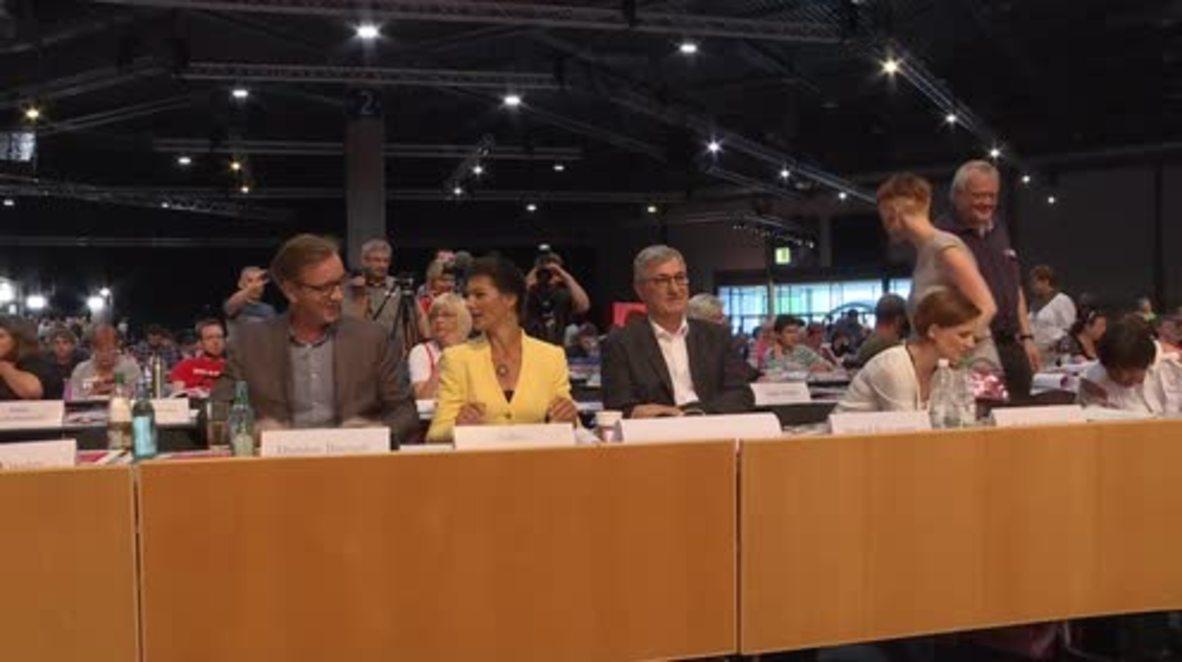 Germany: Die Linke condemns German gov.'s 'hypocrisy' towards Russia