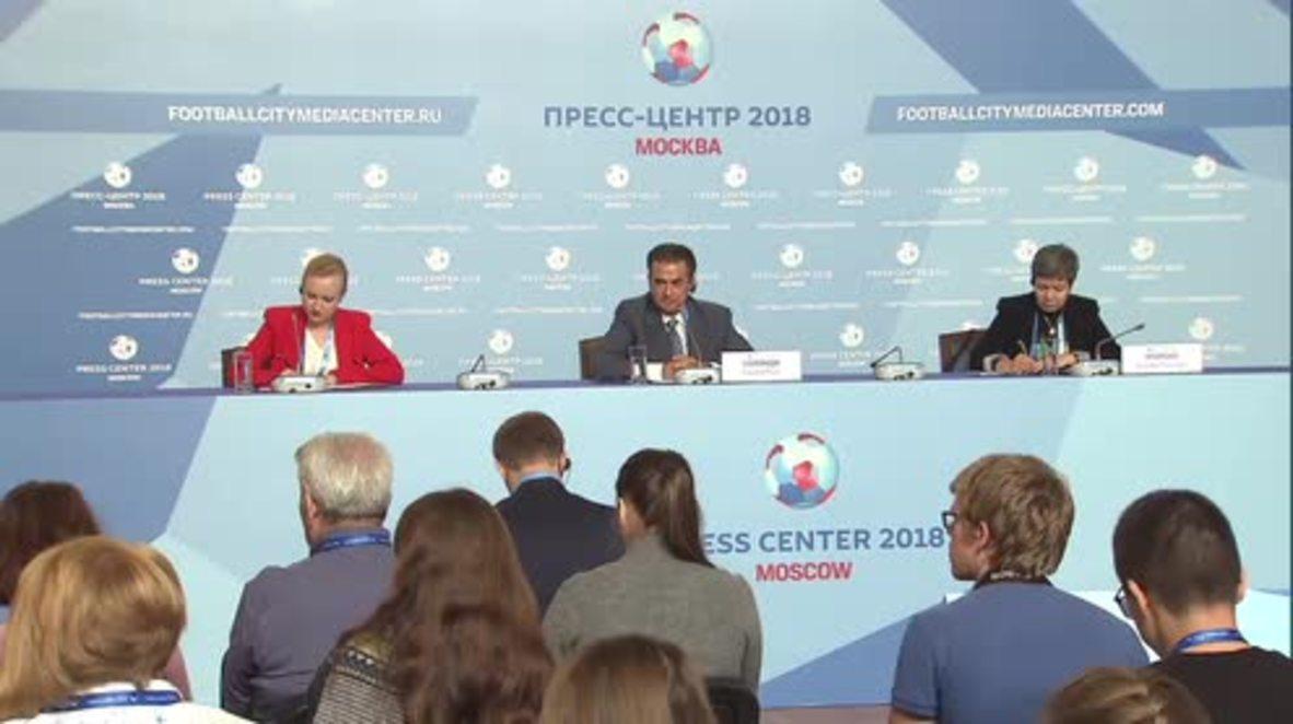 Rusia: Casa México 'construirá puentes' entre los dos países - Embajadora de México en Rusia