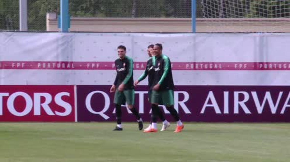 """Rusia: Portugal usará sus """"armas"""" contra España en su primer partido del Mundial frente a España - Joao Mario"""