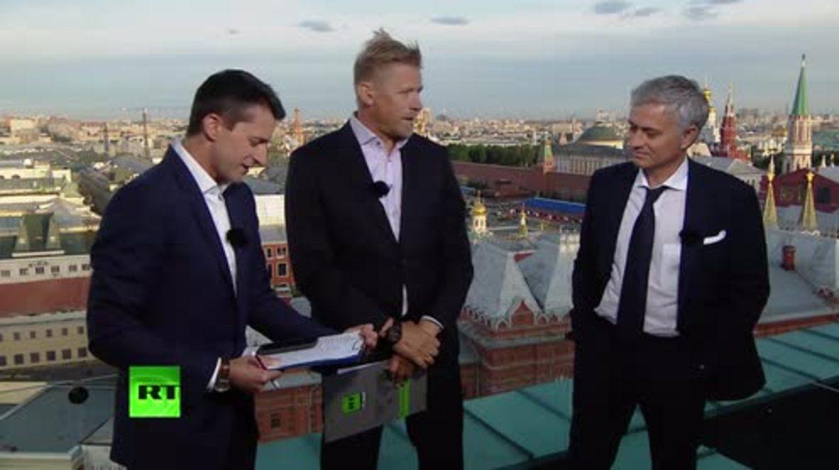 Russia: Mourinho cautions Russia against overoptimism after Saudi Arabia trouncing