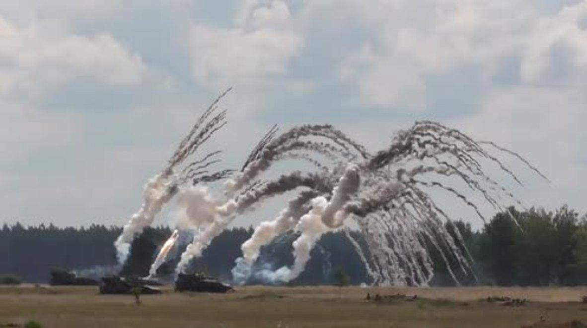 Poland: NATO allies conclude Saber Strike-18 drills
