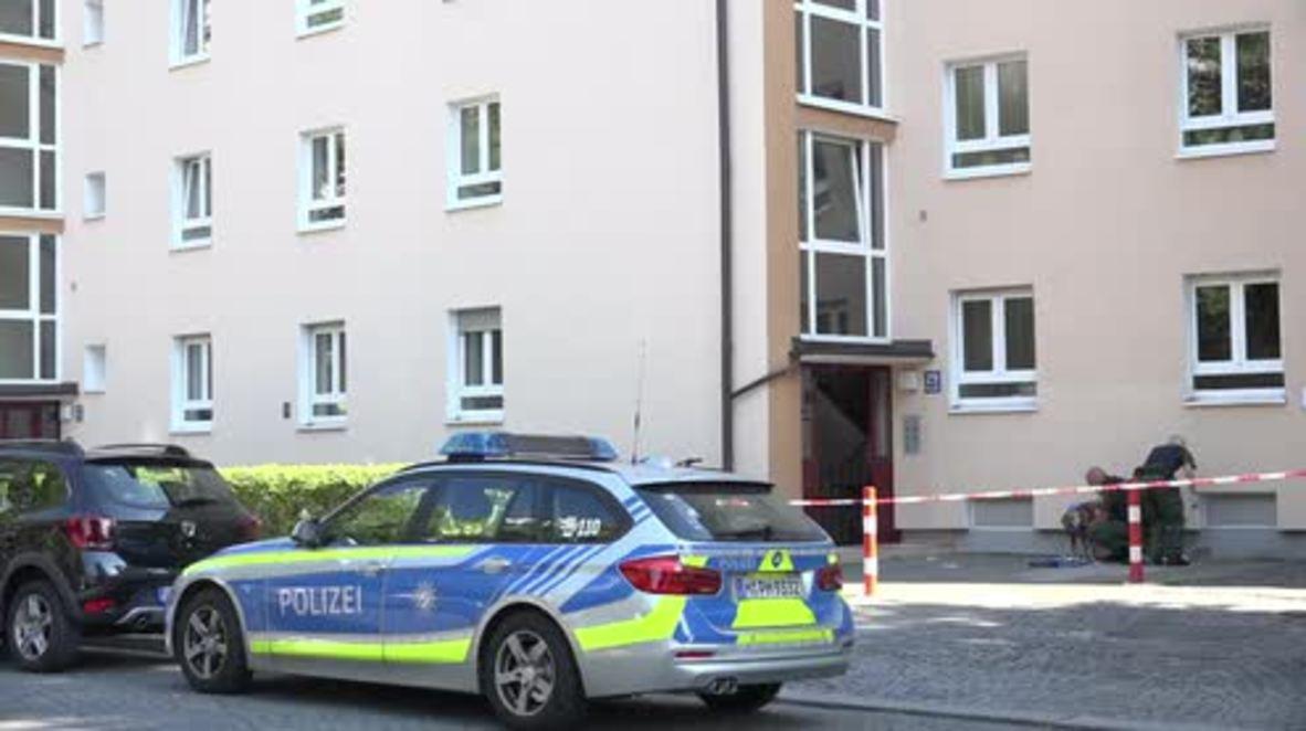 Germany: Attacker still at large following Munich knife killing