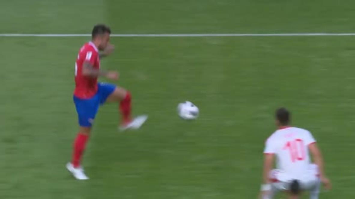 Russia: Kolarov stunner free kick gives Serbia win over Costa Rica
