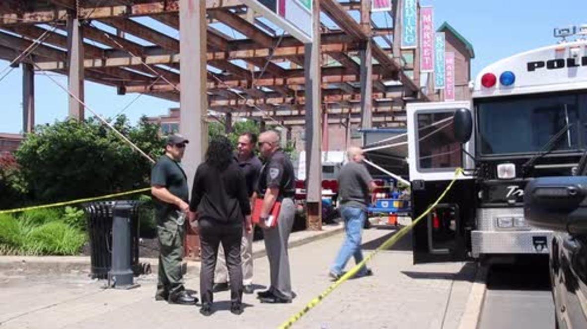 USA: At least 22 injured, suspect dead in gun attack at NJ festival