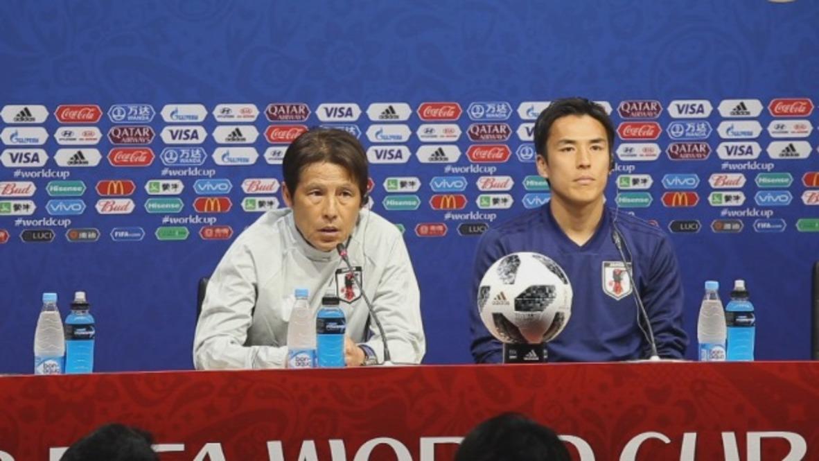 """Rusia: El equipo japonés está preocupado por el """"impacto psicológico"""" del terremoto de Osaka"""