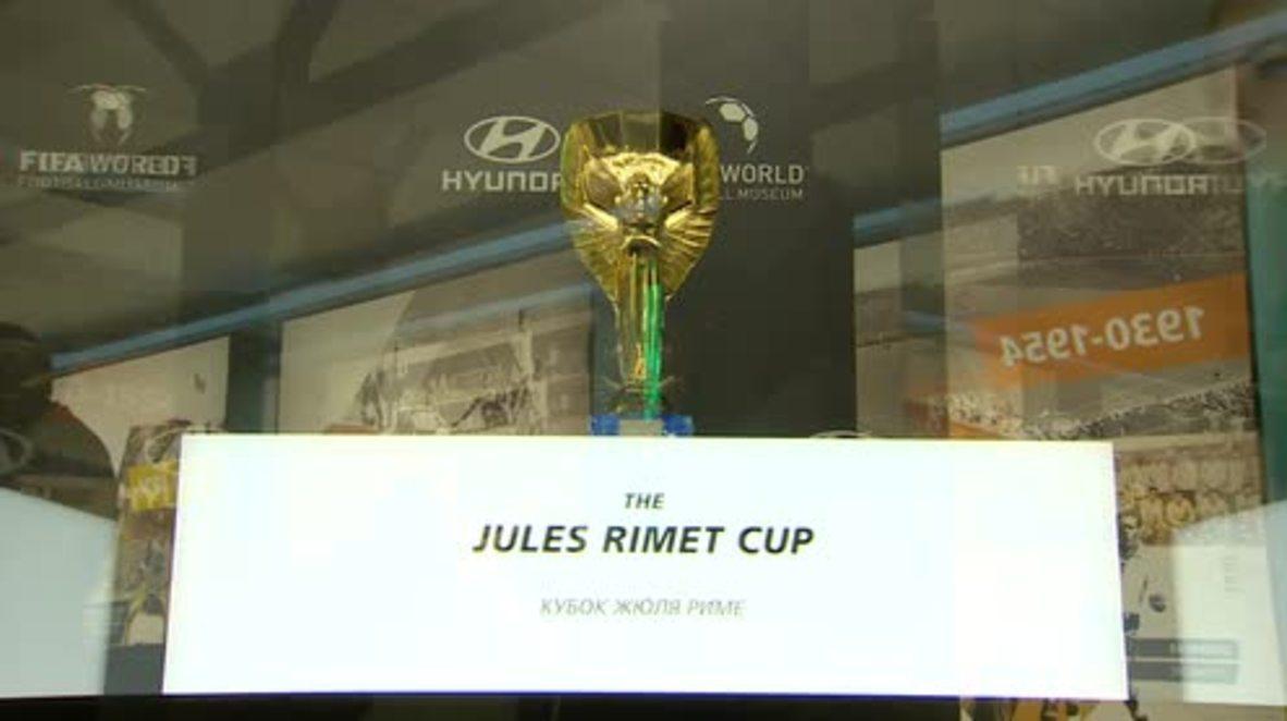 Rusia: Trezeguet ve a Argentina y Francia como las ganadoras de la Copa del Mundo