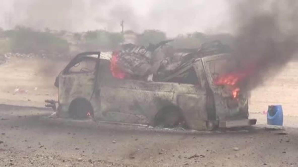 Yemen: At least nine killed in Saudi-led airstrikes in W. Yemen - reports *GRAPHIC*