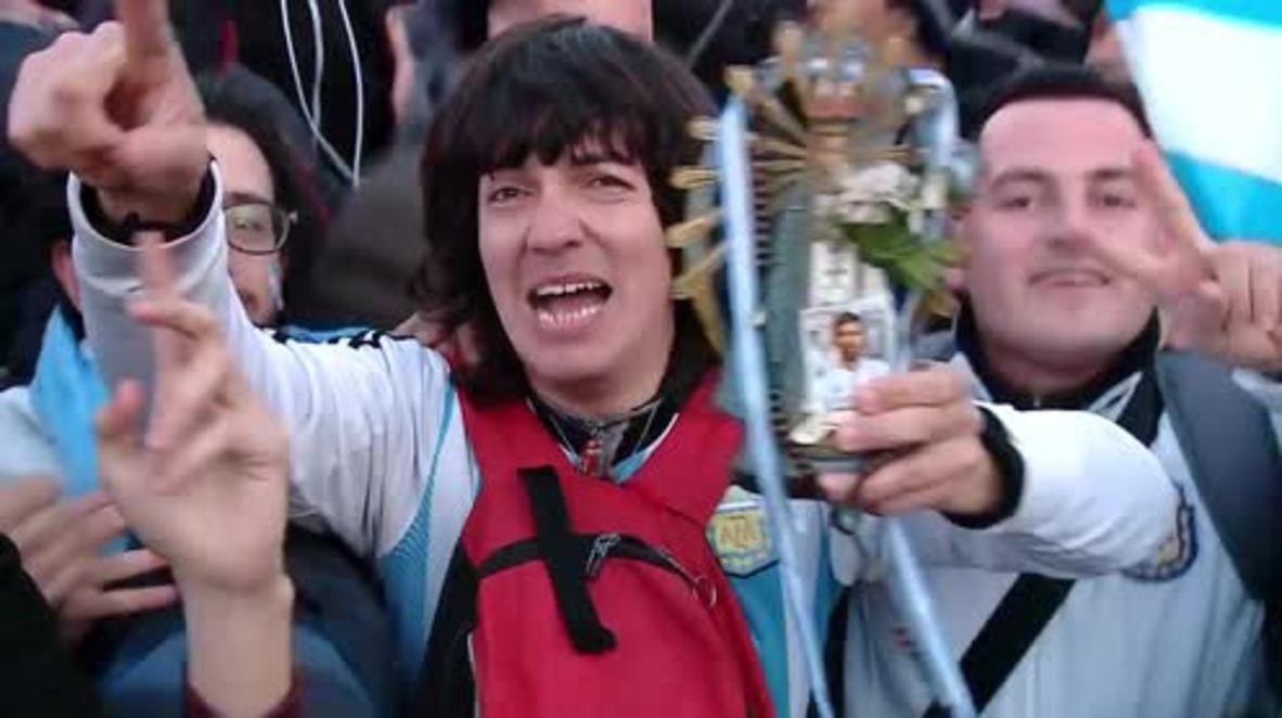 Argentina: Buenos Aires estalla de júbilo con la clasificación de Argentina para los octavos de final del Mundial tras vencer a Nigeria