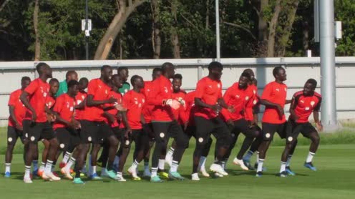 """Rusia: El entrenador de Senegal dice que el partido contra Colombia será """"interesante"""