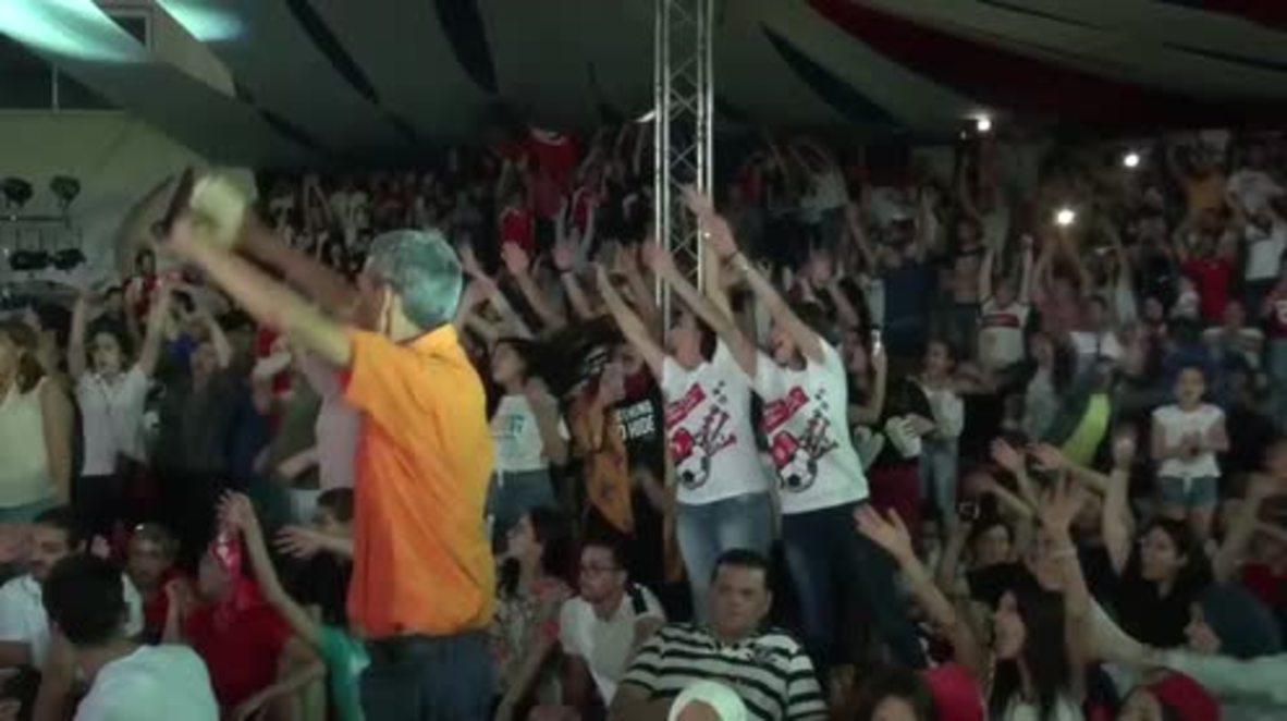 Tunisia: Fans celebrate victory over Panama despite World Cup exit