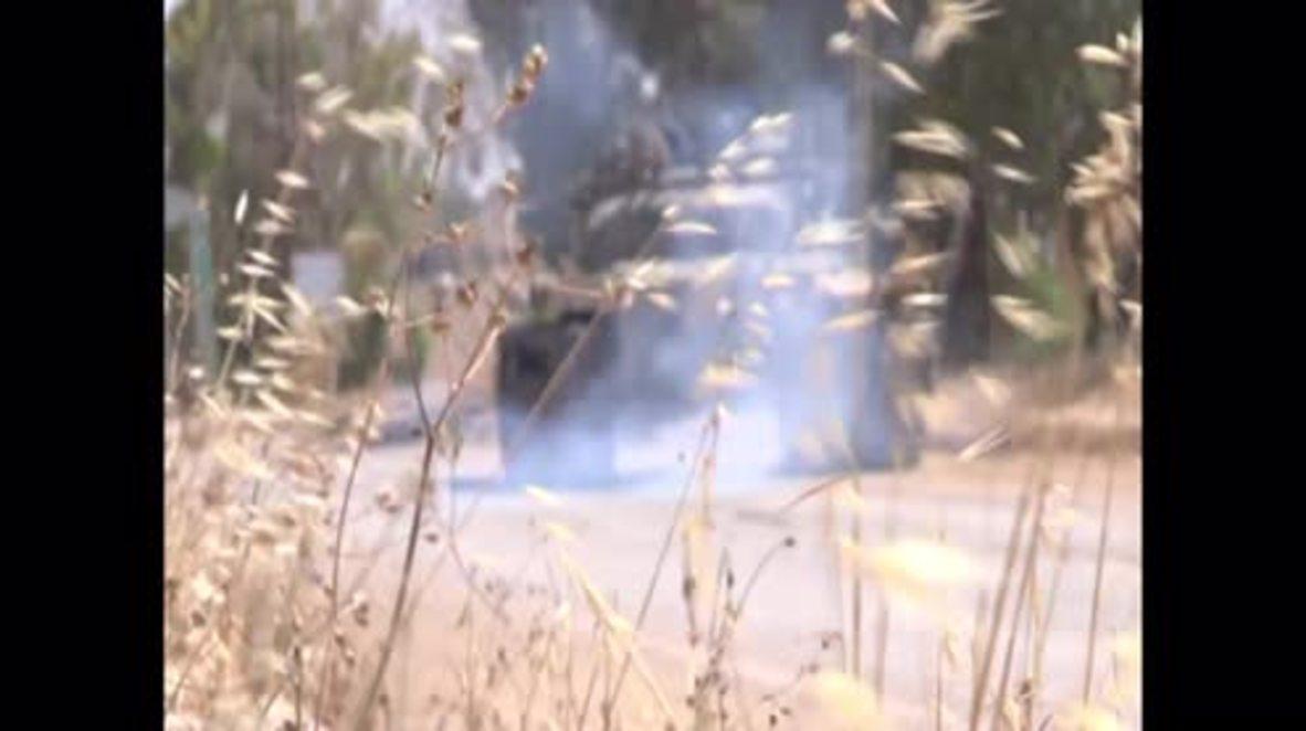Siria: Continúa la ofensiva en Daraa después de que hayan fracasado las negociaciones