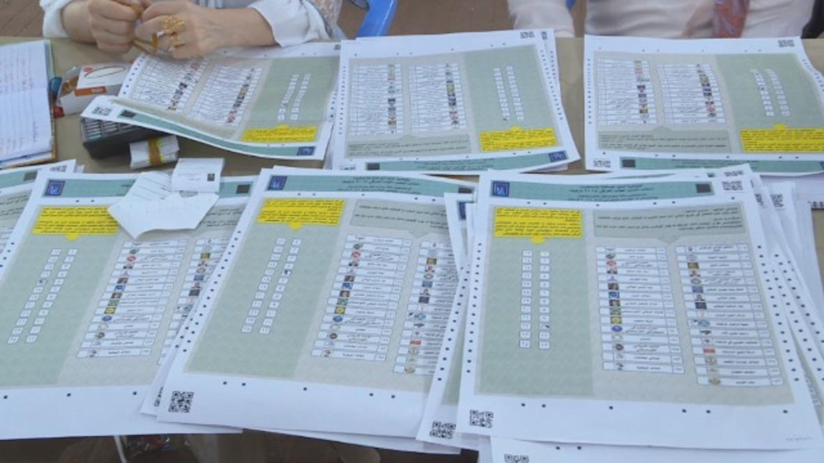 Iraq: Manual recount of parliamentary elections starts in Kirkuk