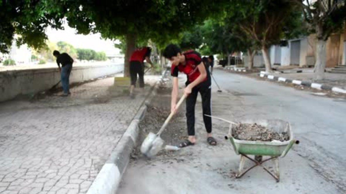 Libya: Libyans rebuild life in Derna after Haftar claims control