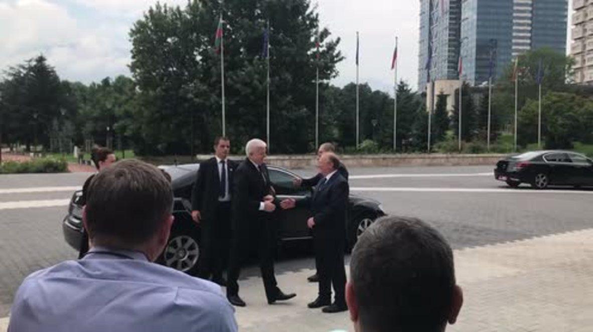 Bulgaria: Second day of 16 + 1 summit kicks off in Sofia