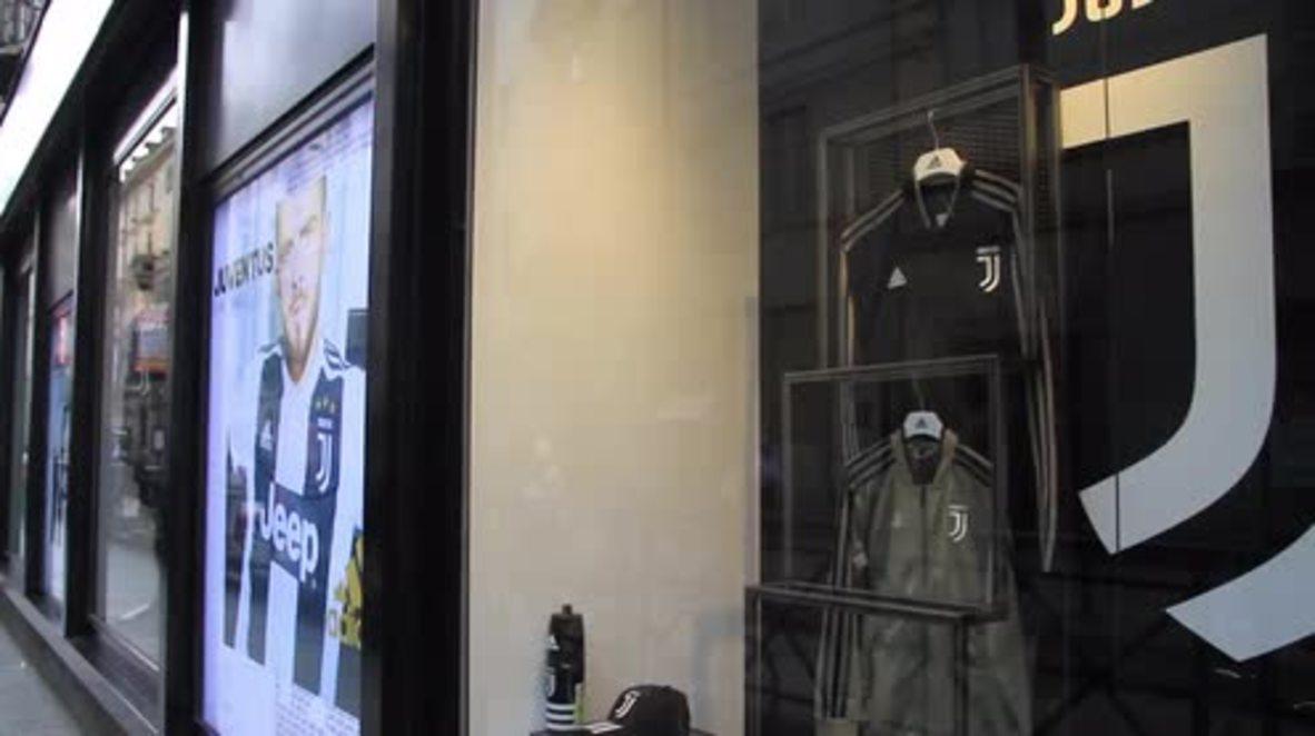 Italia: Aficionados de la Juventus dan su opinión sobre el fichaje de Cristiano Ronaldo por su equipo