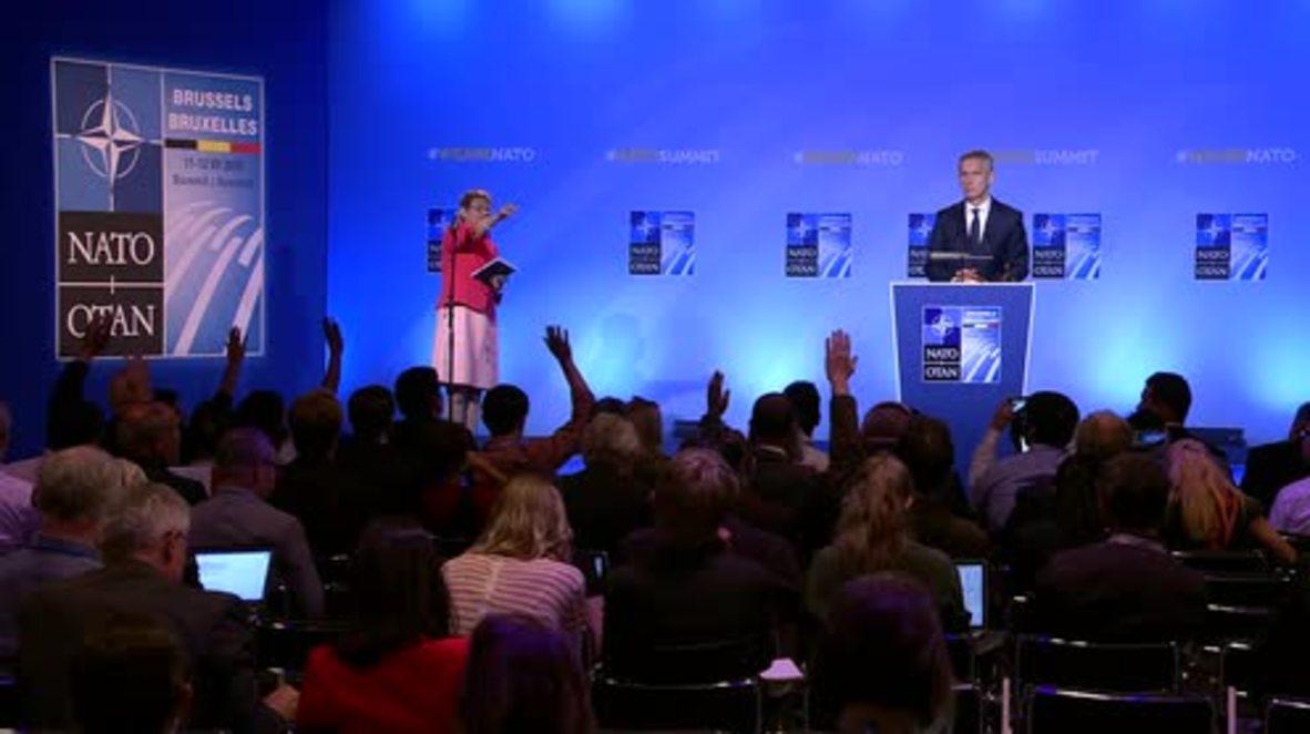 Belgium: NATO formally invites Skopje to start accession talks