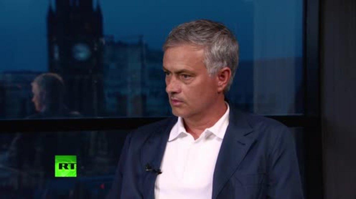 UK: 'Croatia deserved it over 120 minutes' – Mourinho on dramatic WC semi-final