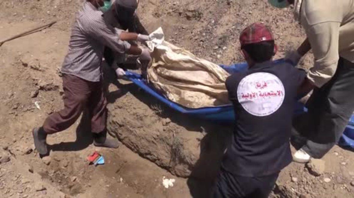 Siria: Los cadáveres continúan descomponiéndose bajo los escombros de Al Raqa tras su liberación