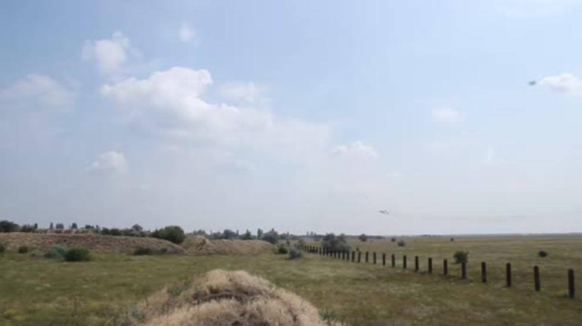 Ukraine: NATO's Sea Breeze-2018 aviation drills get underway in Nikolaev