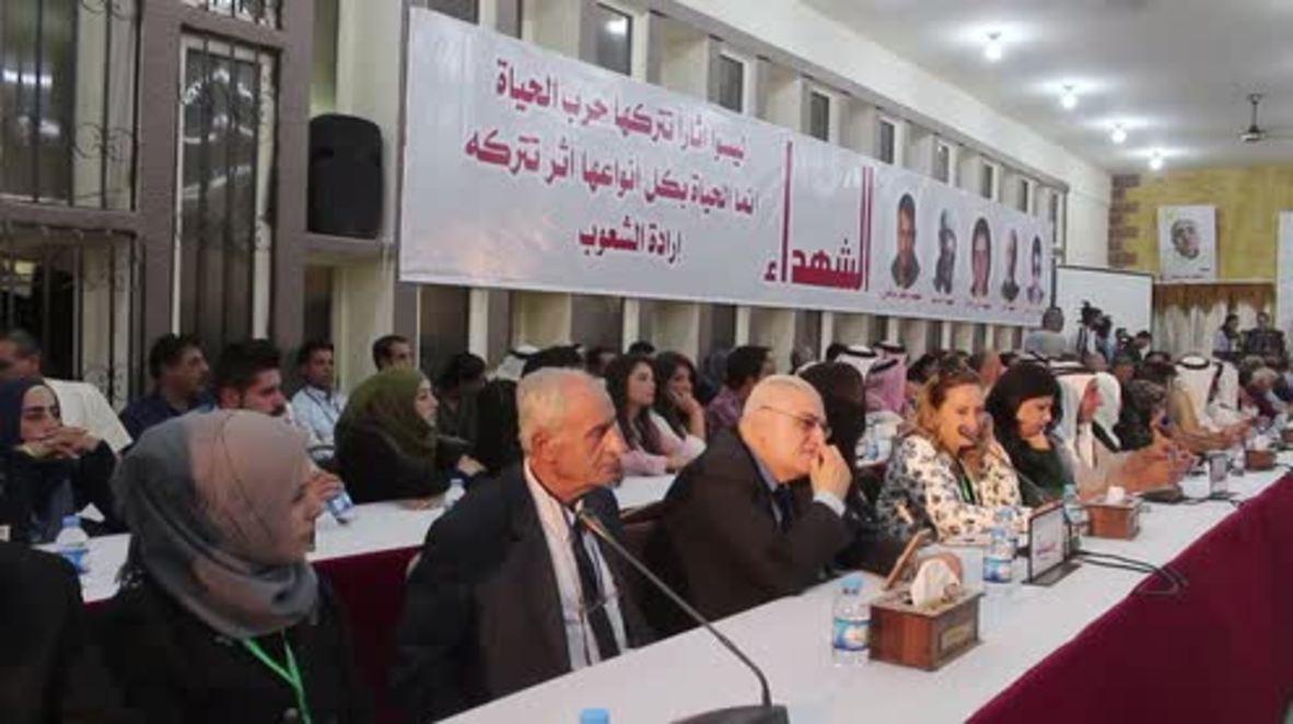 Siria: La oposición aglutinada en el Consejo Democrático Sirio se prepara para mantener conversaciones con Damasco