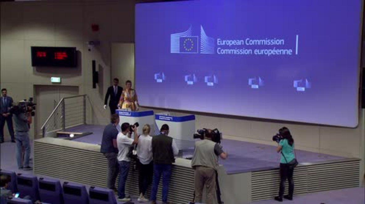 Bélgica: Europa sanciona a Google con una multa de 4.340 millones de euros