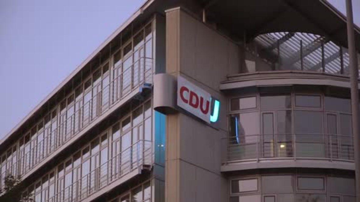 Alemania: Activistas cometen actos vandálicos en la sede de la CSU en Baviera