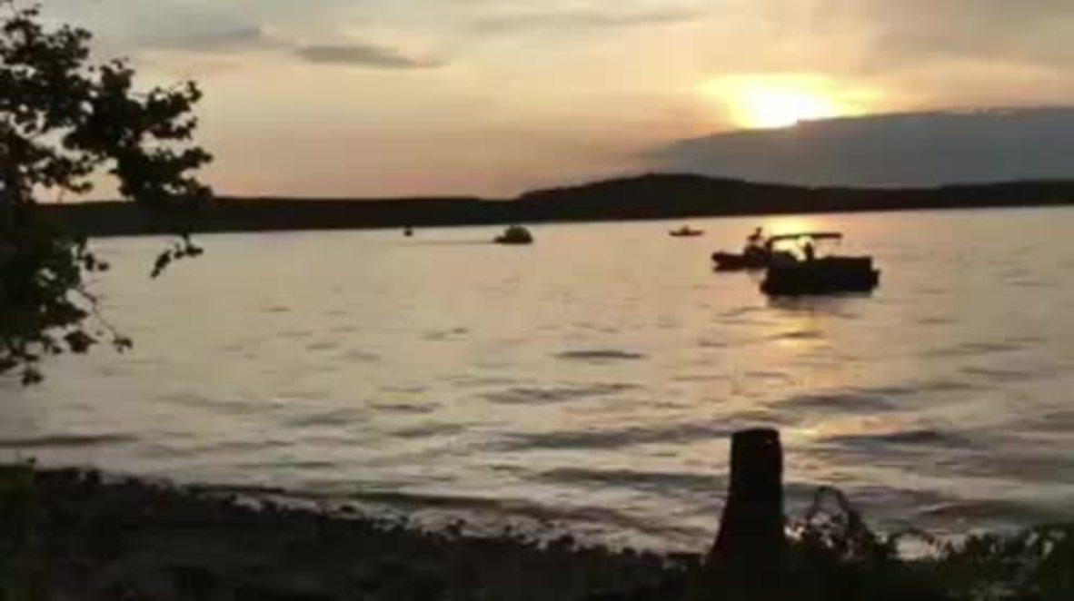 EE.UU.: 13 muertos y varios desaparecidos tras el naufragio de un barco para turistas en Misuri