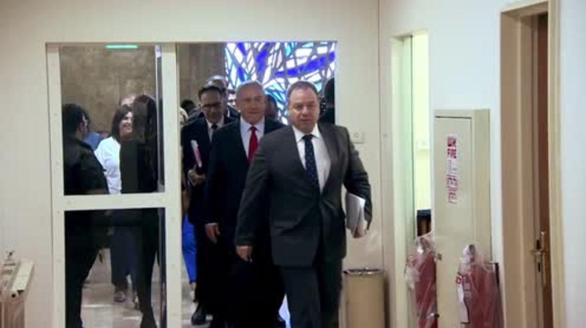 Israel: Netanyahu praises Trump's war of words with Iran