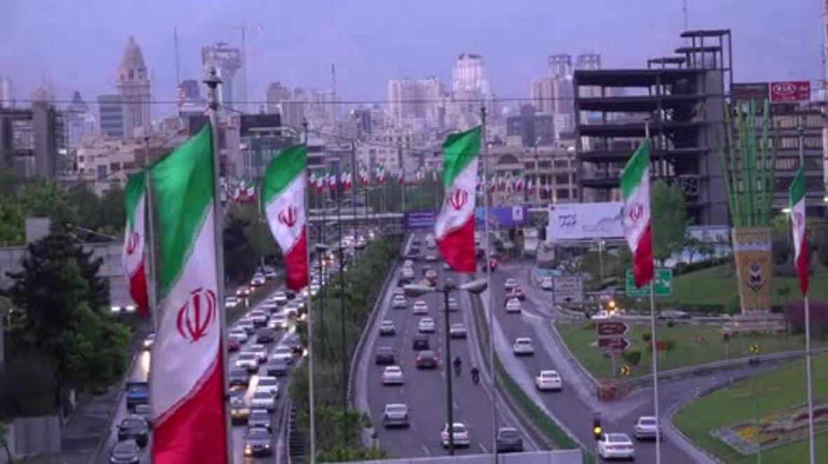Iran: Tehran citizens react to Trump's sabre-rattling