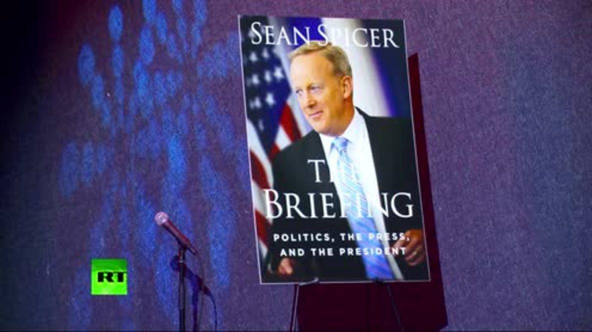 USA: No evidence of Trump-Russia collusion – Sean Spicer