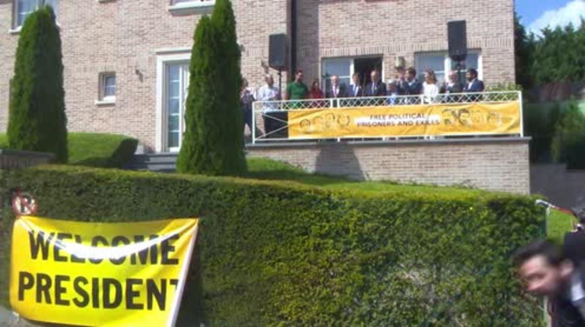 """Bélgica: Puigdemont exige liberar """"inmediatamente"""" a dirigentes independentistas presos"""