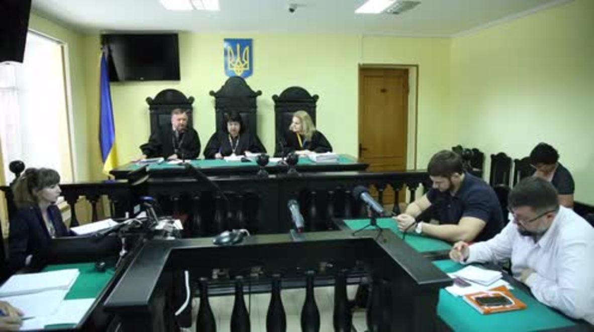 Ukraine: Appeal of RIA Novosti journalist postponed