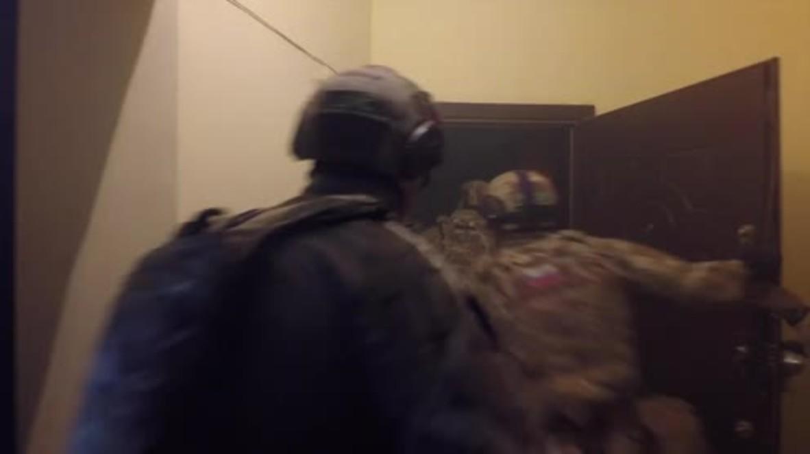 Rusia: Las fuerzas de seguridad detienen a nueve supuestos reclutadores del EI en Kaliningrado