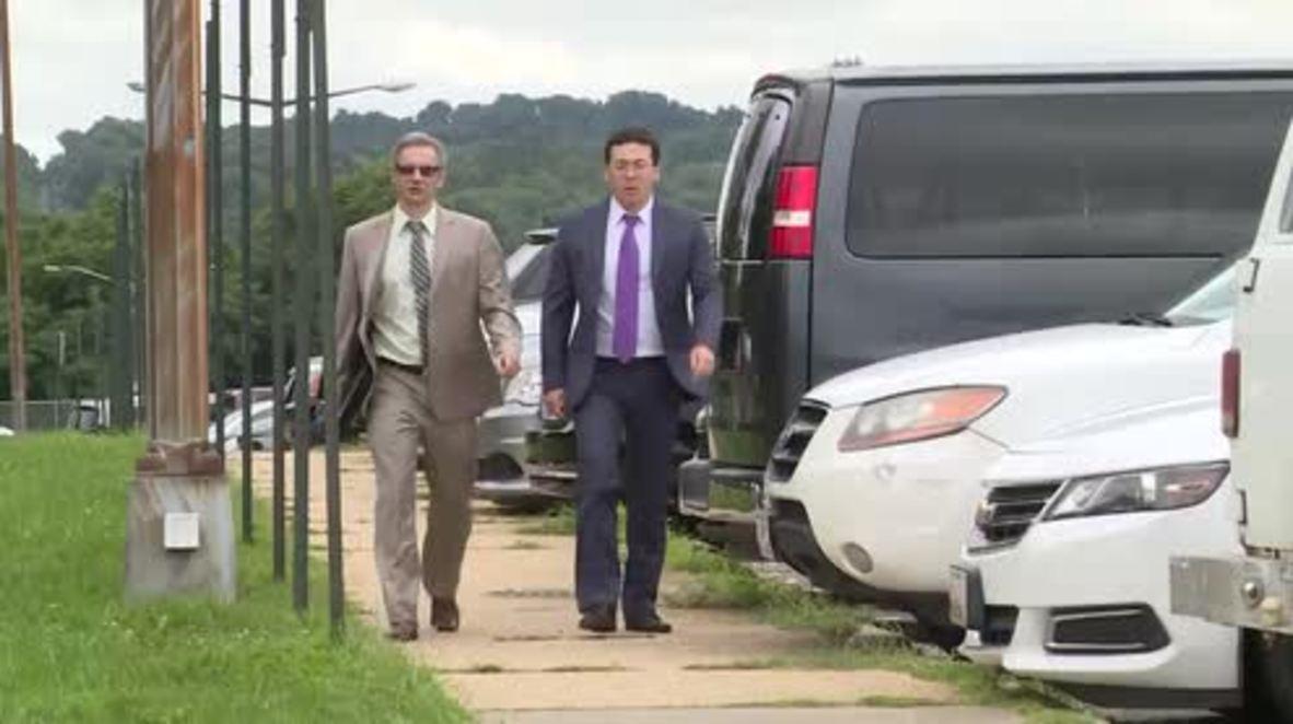 USA: Russian Embassy delegation visit Maria Butina at detention centre