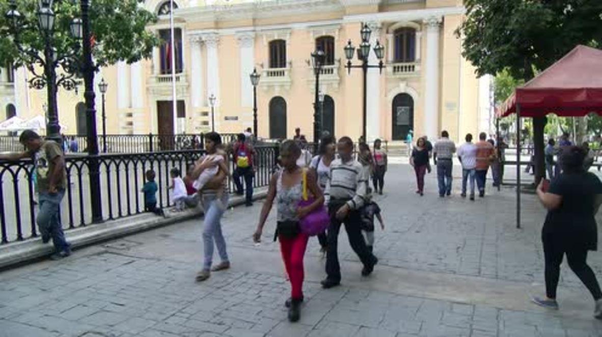 Venezuela: 'El presidente es nuestro hermano' - Los venezolanos comentan el ataque