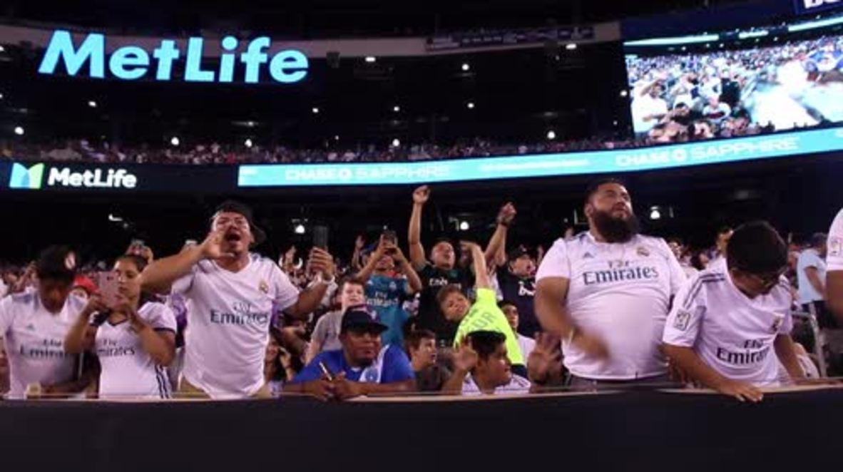 EE. UU.: Técnico del Madrid no hará comparaciones entre Bale y Ronaldo