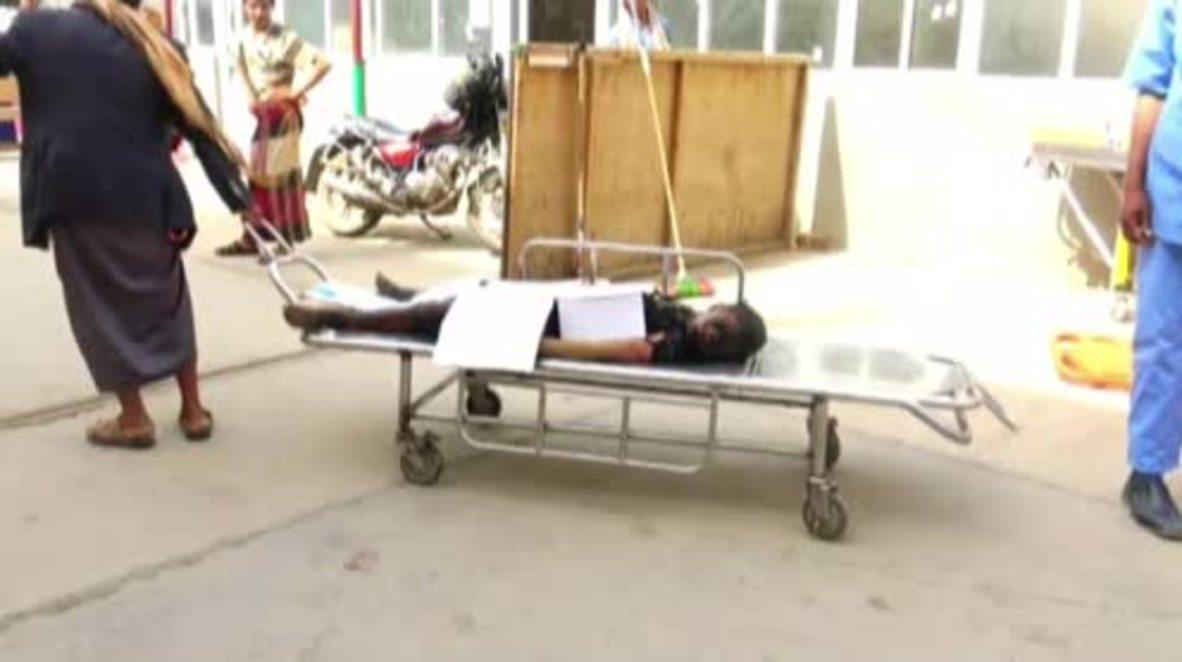 Yemen: Decenas de niños muertos en un ataque de la coalición bajo el mando de Arabia Saudí contra un autobús * EXPLÍCITO *