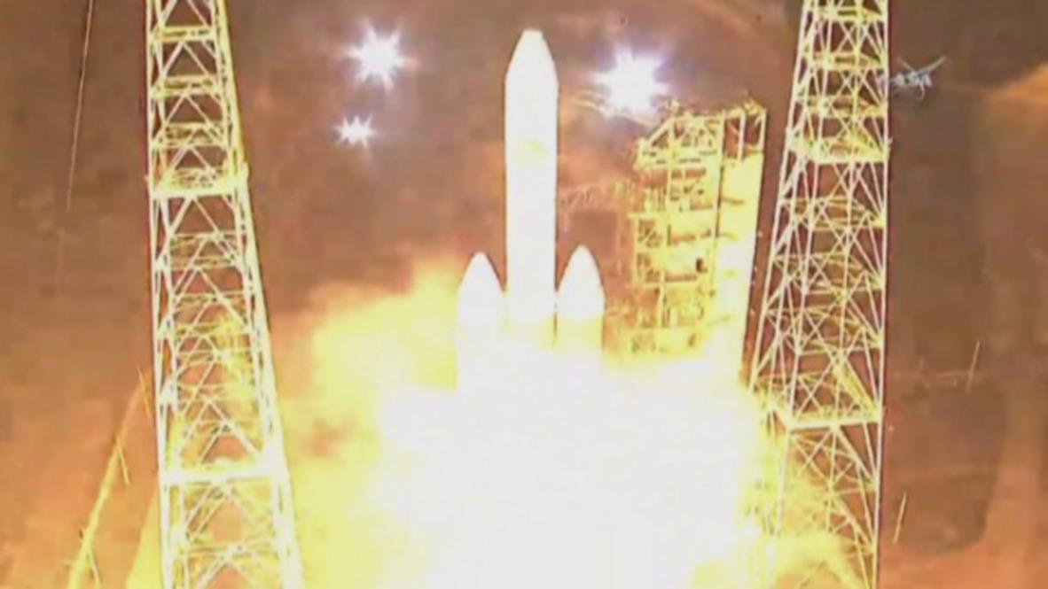 """EE.UU.: La NASA pone en marcha la misión de """"tocar"""" el Sol"""